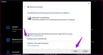 Fix Dropbox Won't Connect or Sync on Windows 10 Error 2