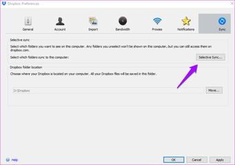 Fix Dropbox Won't Connect or Sync on Windows 10 Error 7