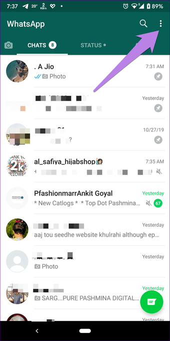 Create Whatsapp group with yourself on Iphone Android 1