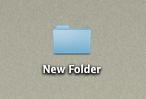 Desktop before