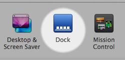 Docking configurations