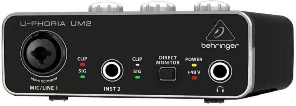 best audio interfaces under $100