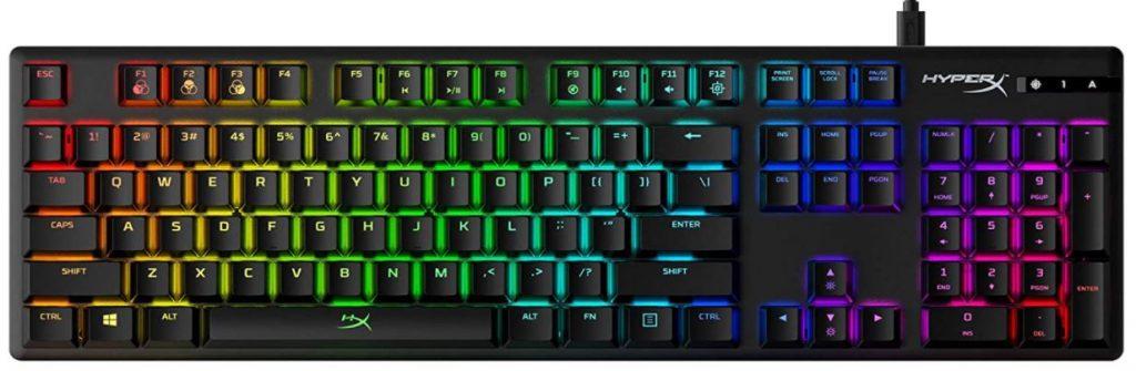 best gaming keyboard under $100