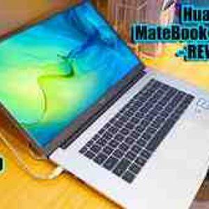The Huawei MateBook D15 (2021) is an excellent notebook