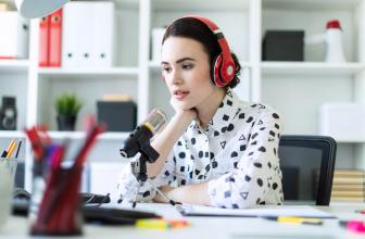 Top 10 Best Podcasting Headphones