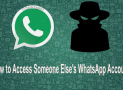 How to access someone else's whatsapp account – Whatsapp hack tricks 2019