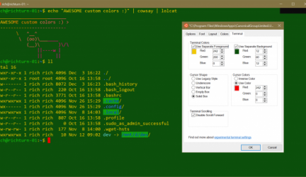 How To Change CMD Color In Windows 10 By Using Properties
