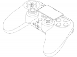 PS5 Controller Design Revealed In Sony Patent