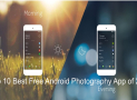 Best Photography Apps For Android 2020