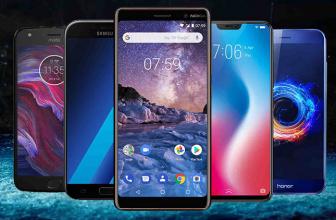 Top 10 Best Smartphones To Buy Under 20000