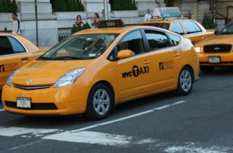 What is the future of the taxi industry in terms of technologies?