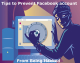 How to stop Facebook account from being hacked