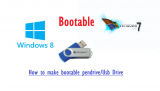 How to make a bootable usb drive